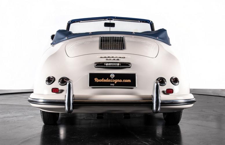 1954 Porsche 356 pre-A Cabriolet 1500 3