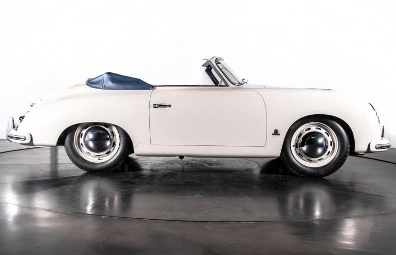1954 Porsche 356 pre-A Cabriolet 1500 6