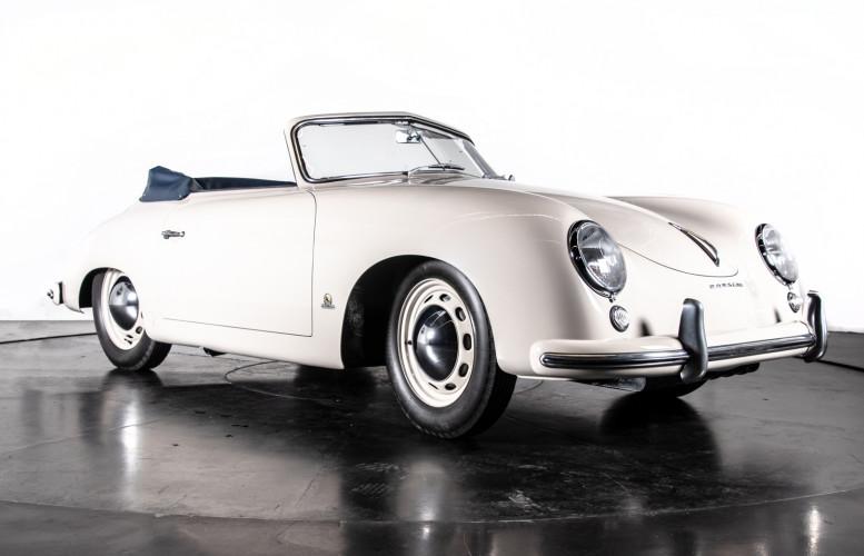 1954 Porsche 356 pre-A Cabriolet 1500 8