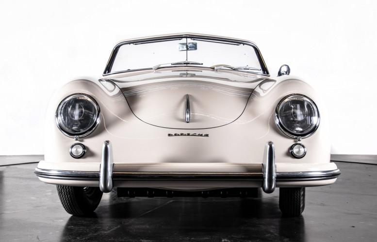 1954 Porsche 356 pre-A Cabriolet 1500 10