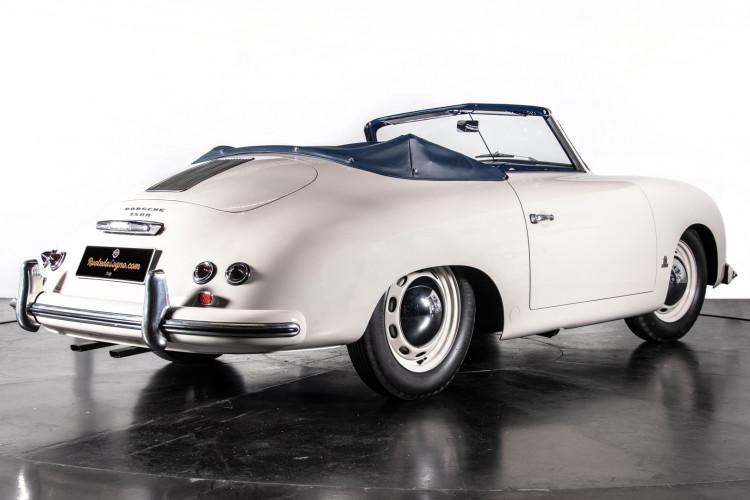 1954 Porsche 356 pre-A Cabriolet 1500 5