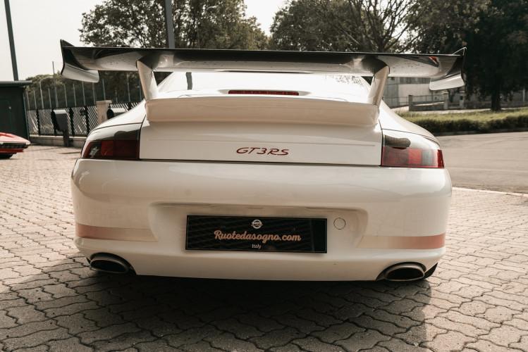 2004 Porsche 996 GT3 RS 12