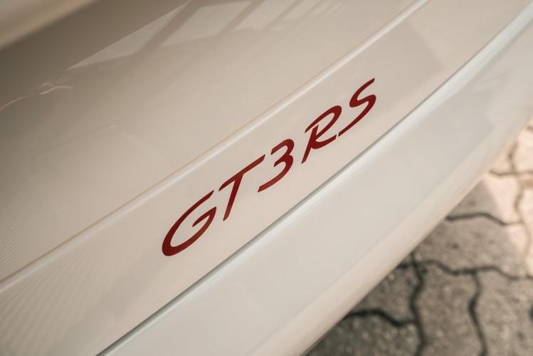2004 Porsche 996 GT3 RS 20