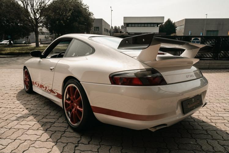2004 Porsche 996 GT3 RS 14