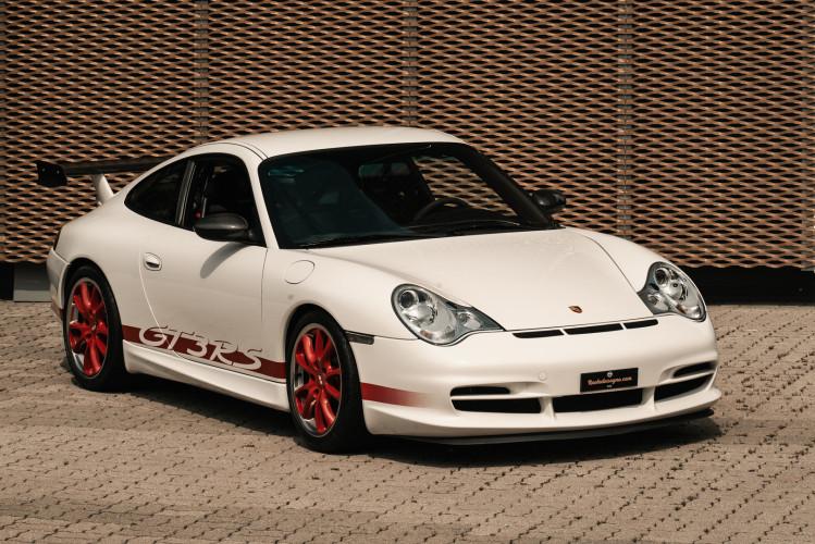 2004 Porsche 996 GT3 RS 0