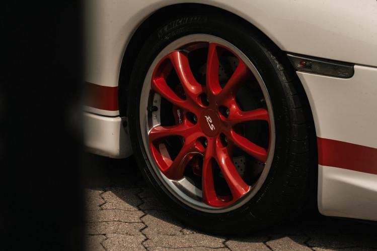2004 Porsche 996 GT3 RS 24