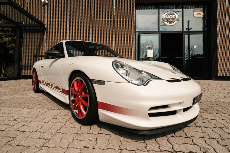 2004 Porsche 996 GT3 RS 9