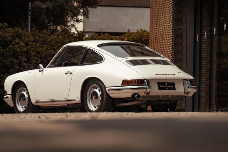 "1966 Porsche 911 2.0 L - S.W.B. ""Serie 0"" 0"