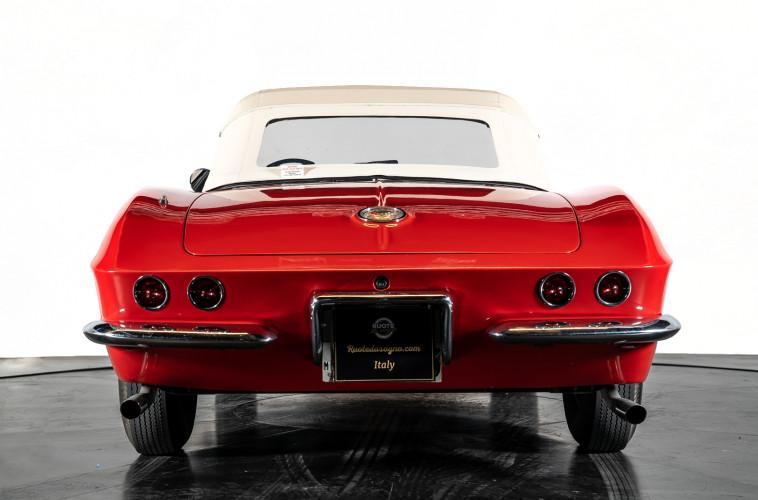 1962 CHEVROLET CORVETTE C1 3