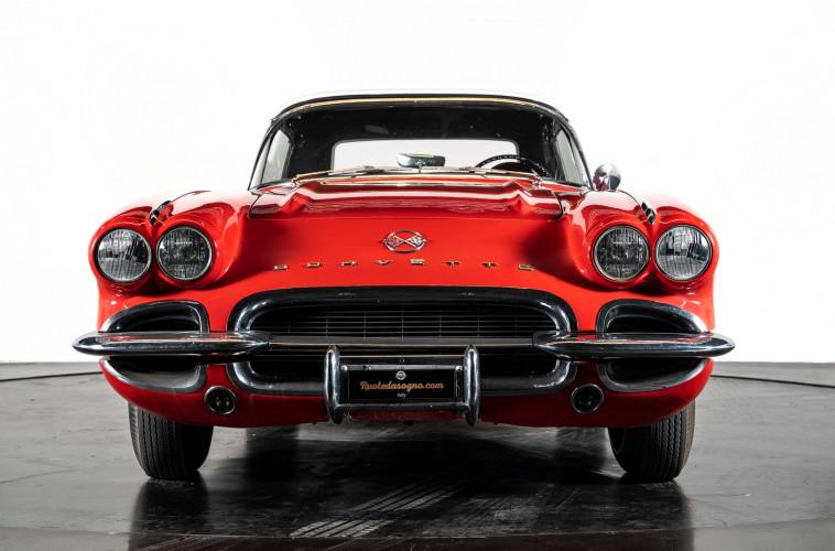 1962 CHEVROLET CORVETTE C1 7