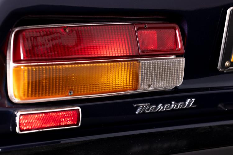 1981 MASERATI MERAK 3000 SS 12