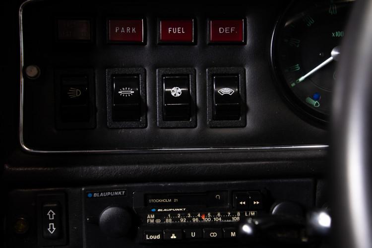 1981 MASERATI MERAK 3000 SS 24