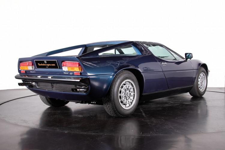 1981 MASERATI MERAK 3000 SS 4