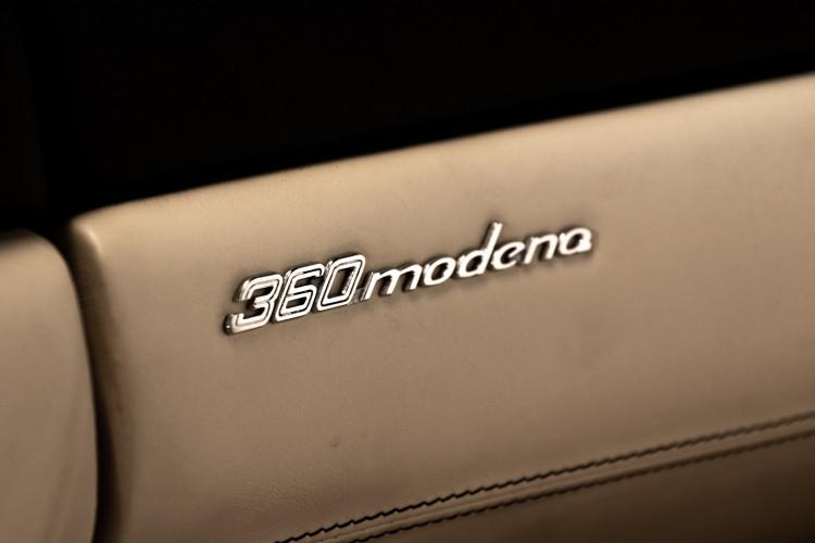 2000 FERRARI 360 MODENA COUPè F1 23