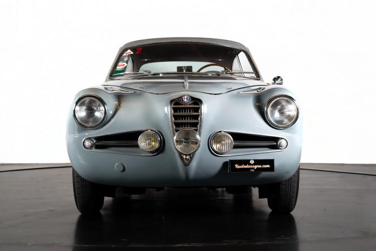 1954 Alfa Romeo 1900 C Super Sprint 7