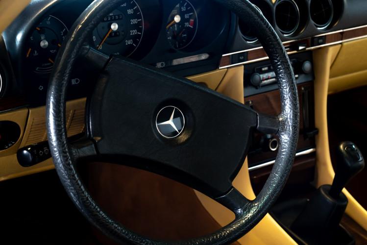1980 Mercedes-Benz SL280 Cabrio 9