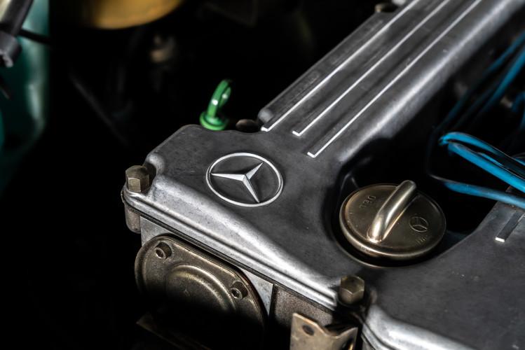 1980 Mercedes-Benz SL280 Cabrio 23