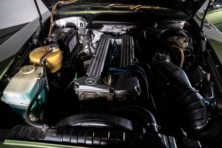 1980 Mercedes-Benz SL280 Cabrio 24