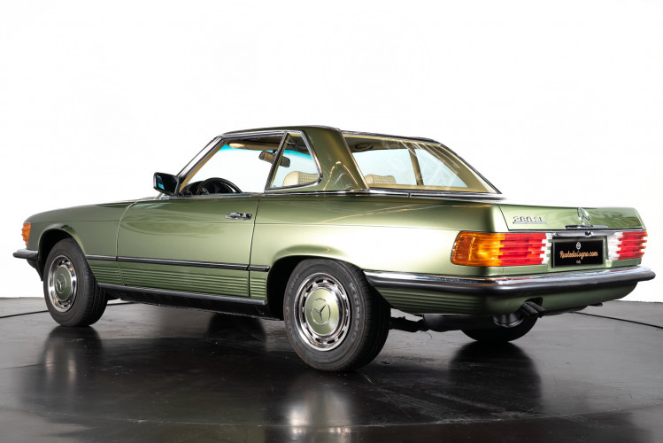 1980 Mercedes-Benz SL280 Cabrio 2