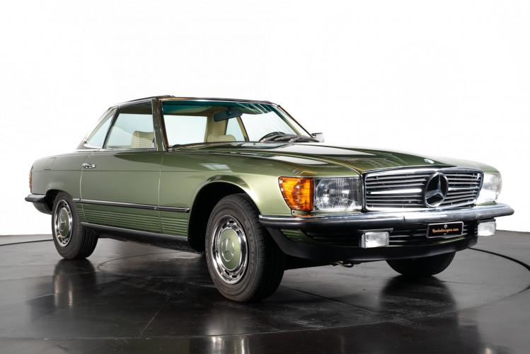 1980 Mercedes-Benz SL280 Cabrio 6