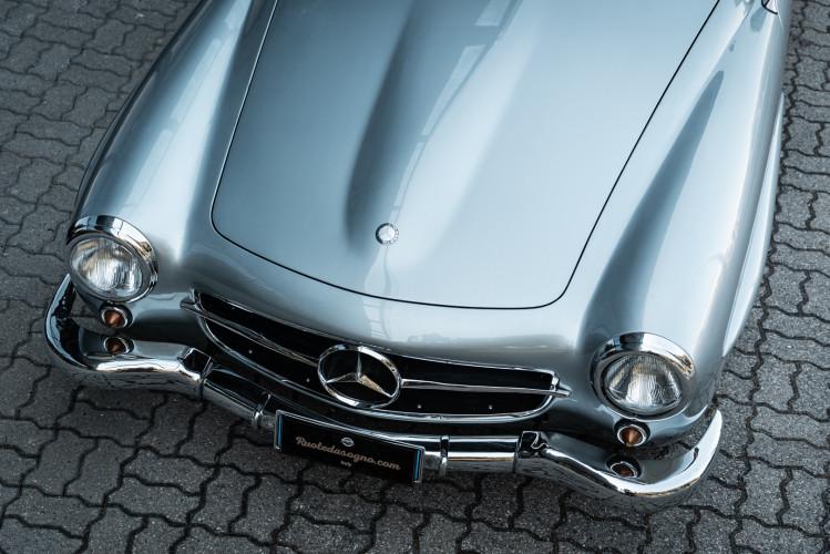1956 Mercedes-Benz 190 SL 34