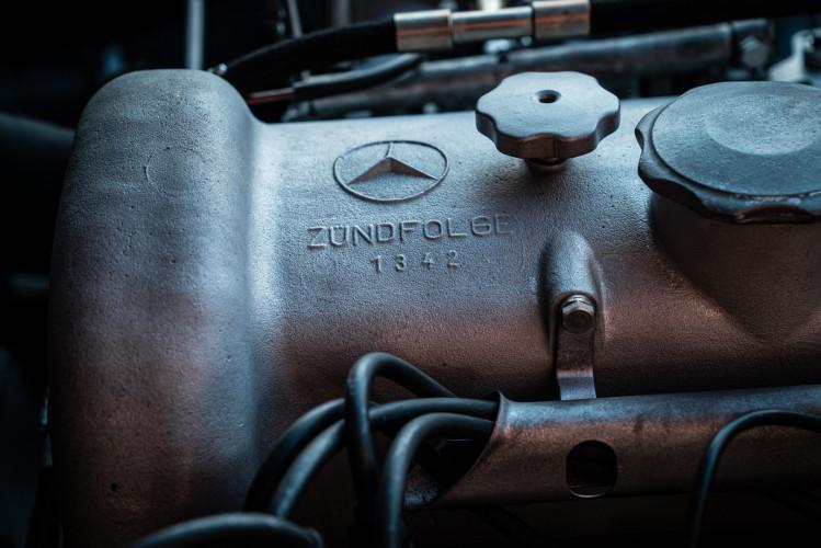 1956 Mercedes-Benz 190 SL 13