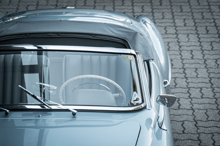 1956 Mercedes-Benz 190 SL 36