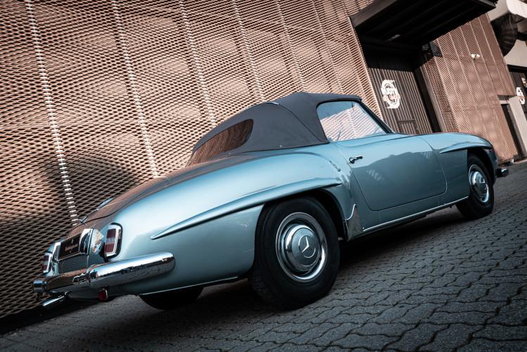 1956 Mercedes-Benz 190 SL 3