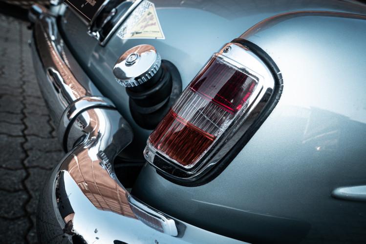 1956 Mercedes-Benz 190 SL 38