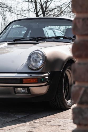1985 Porsche 930 Turbo 30