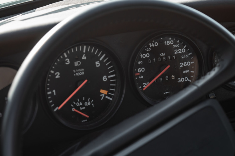 1985 Porsche 930 Turbo 13