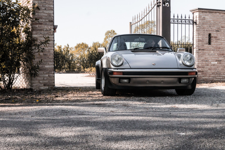 1985 Porsche 930 Turbo 5