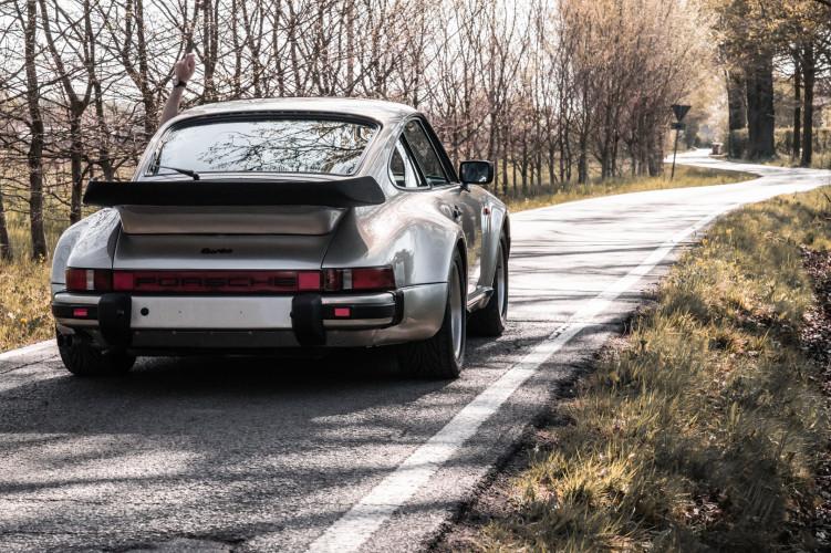 1985 Porsche 930 Turbo 1