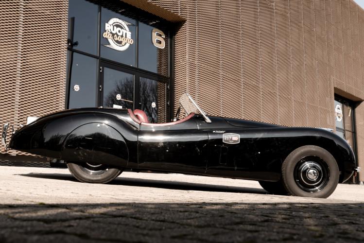 1952 Jaguar XK 120 OTS 3