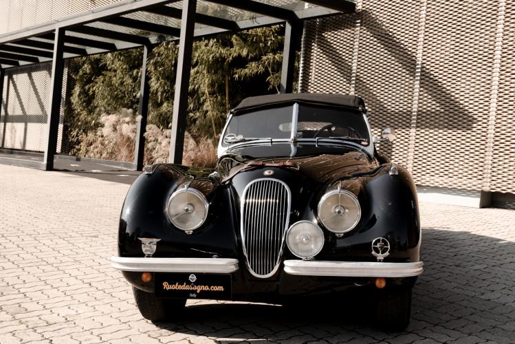 1952 Jaguar XK 120 OTS 2