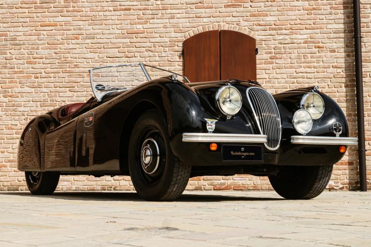1952 Jaguar XK 120 OTS 0