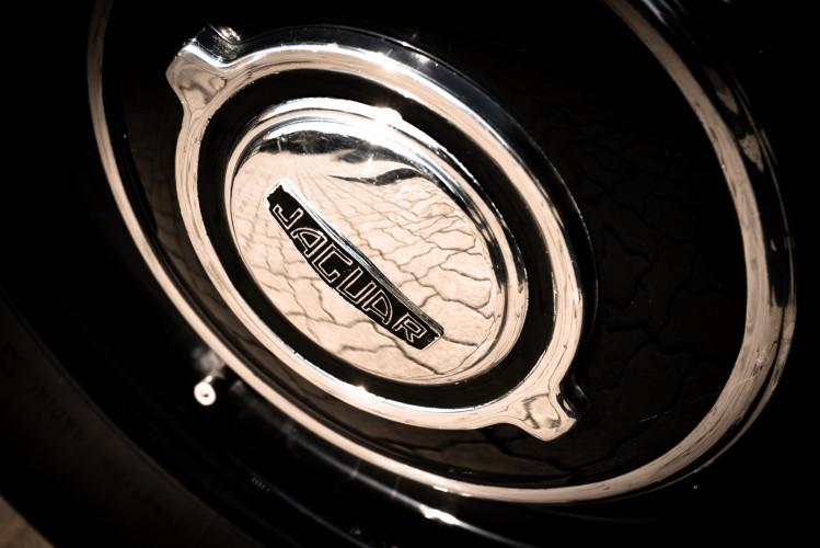 1952 Jaguar XK 120 OTS 22
