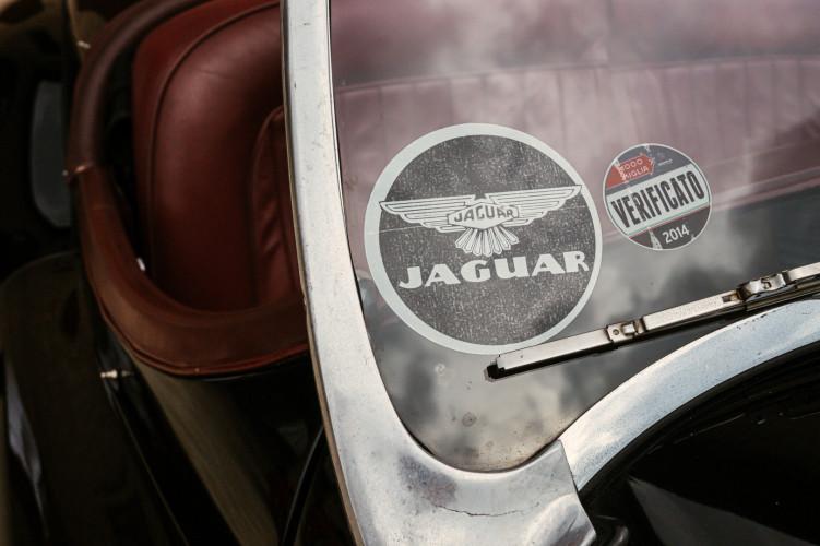 1952 Jaguar XK 120 OTS 10