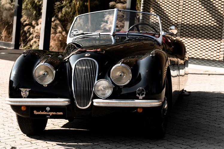1952 Jaguar XK 120 OTS 31