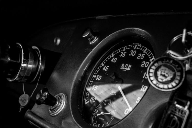 1952 Jaguar XK 120 OTS 30