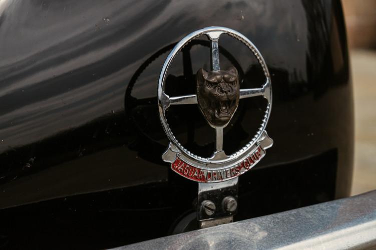 1952 Jaguar XK 120 OTS 43