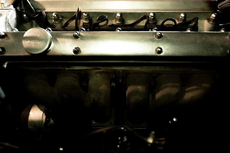 1952 Jaguar XK 120 OTS 44