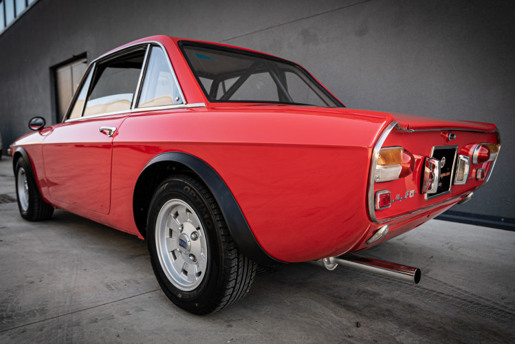 1970 Lancia Fulvia HF 1600 Fanalone 3