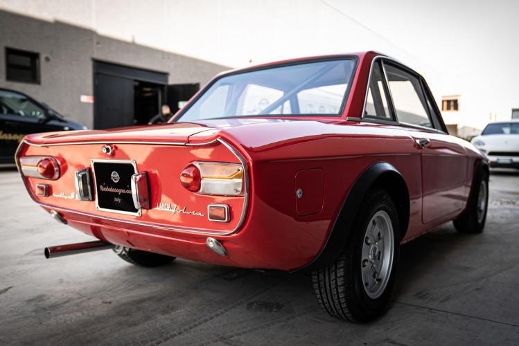 1970 Lancia Fulvia HF 1600 Fanalone 5
