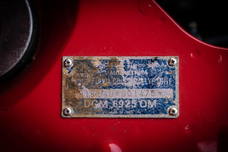 1970 Lancia Fulvia HF 1600 Fanalone 36