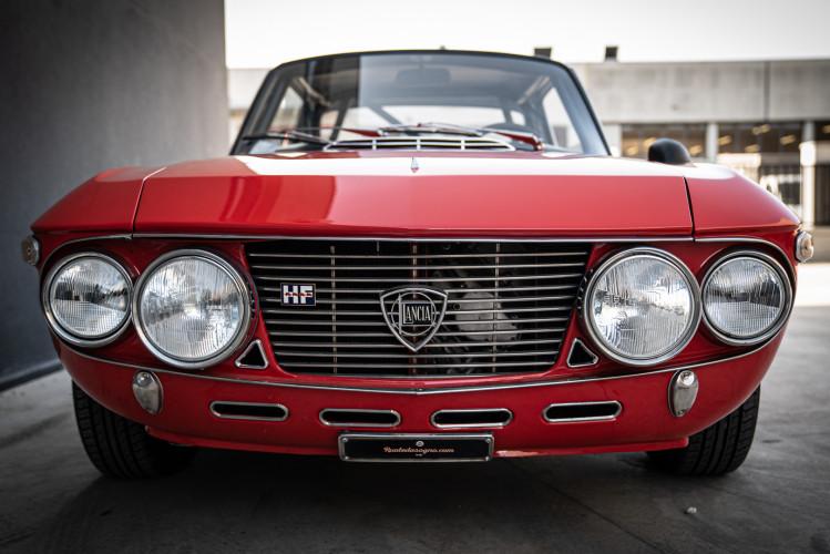1970 Lancia Fulvia HF 1600 Fanalone 1