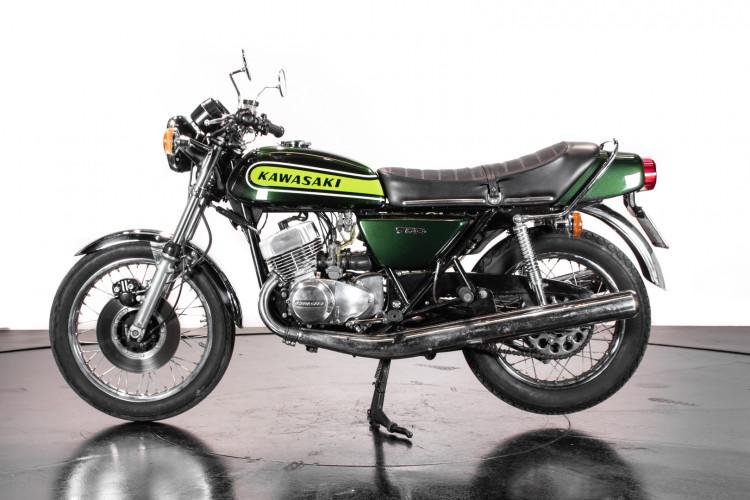 1974 Kawasaki Mach IV 750 0