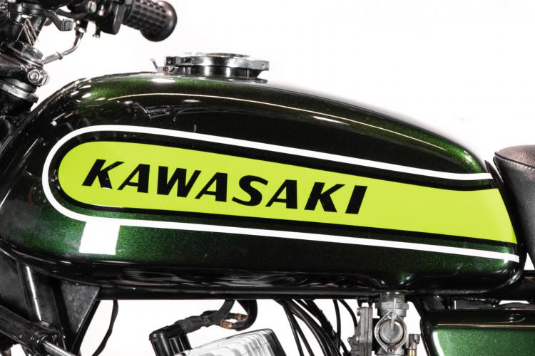 1974 Kawasaki Mach IV 750 9