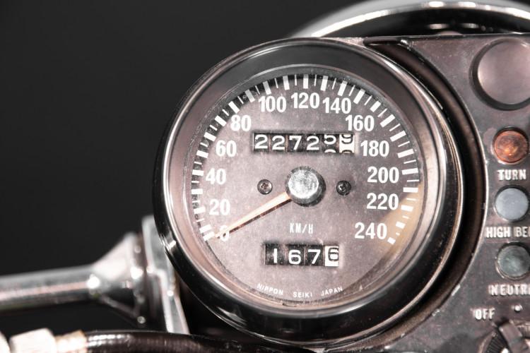 1974 Kawasaki Mach IV 750 12