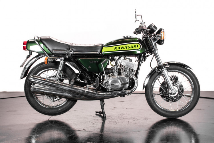 1974 Kawasaki Mach IV 750 3